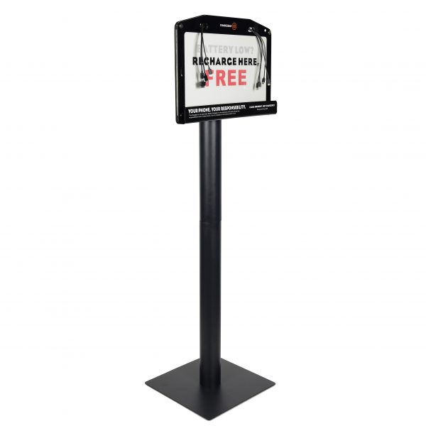 Riley Floor Stand Phone Charger charge-ezy.stagingenv.co.nz