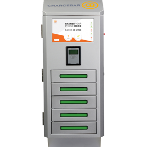 Chargesafe Vending Unit charge-ezy.stagingenv.co.nz